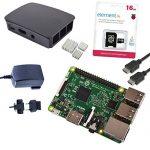 Selección de kits Raspberry Pi 3