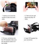 Las 10 Gafas de Realidad Virtual para móviles más vendidas