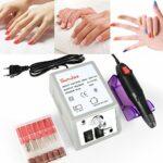 Las 10 limas de uñas eléctricas para manicura y pedicura más vendidas