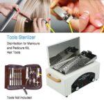 Los esterilizadores para manicura y peluquería más vendidos de Internet