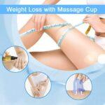 Copas de silicona para masaje en vacío