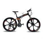 Comparativa de las 10 bicis de montaña más vendidas en Amazon