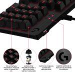 Los 10 mejores teclados para gaming