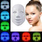 Las 10 máscaras faciales LED más vendidas