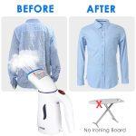 Las planchas de ropa verticales más vendidas
