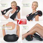 Los 10 masajeadores de cuello más vendidos