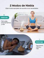 Los 10 Humidificadores ultrasónicos con aromaterapia más vendidos