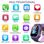 Los smartwatch para niños más vendidos