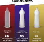 Los 10 packs de preservativos más vendidos