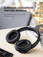 Comparativa de 10 auriculares inalámbricos over ear