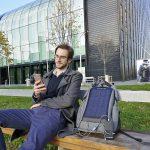 Las mochilas con panel solar más vendidas
