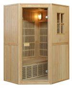 Comparativa de las saunas más vendidas