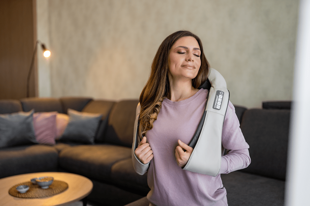 Análisis masajeador cuello y espalda